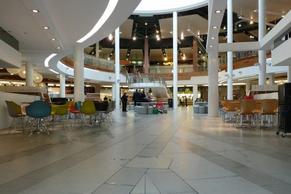 Meadowhall Shopping Centre Sheffield