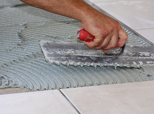 Tiling Contractor Yorkshire